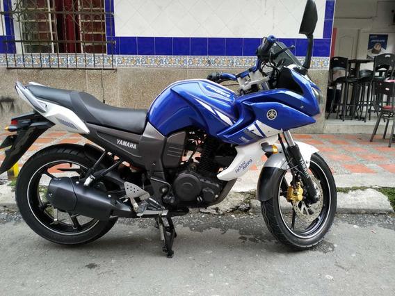 Yamaha Fazer 2015 Soat Y Tecno Nuevos Ganga Aproveche