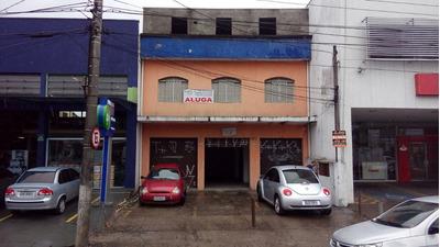 Sala Comercial Para Locação Anual No Bras Cubas Em Mogi Das - L327