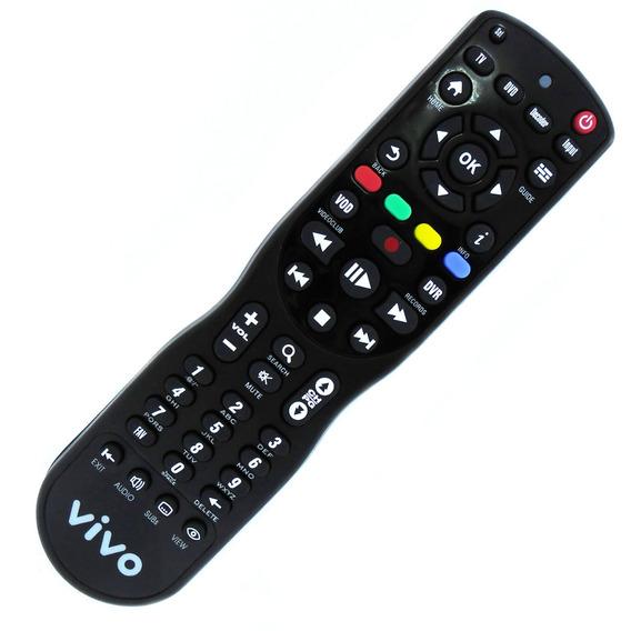 Controle Remoto Universal Vivo Hd Original 0387-0156-1