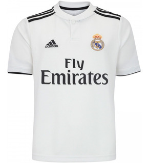 Camisa Real Madrid 18/19 Modric 10 Original Oficial La Liga