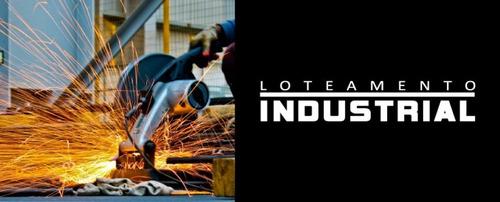 Imagem 1 de 2 de Terreno Industrial - Quarta Linha  - Ref: 390 - V-390