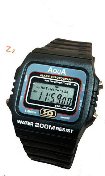 Kit 10 Relógios Aqua * Super Promoção * Atacado *