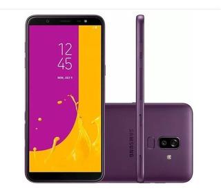 Samsung Galaxy J8 32gb Novo 4gb Ram Lacrado