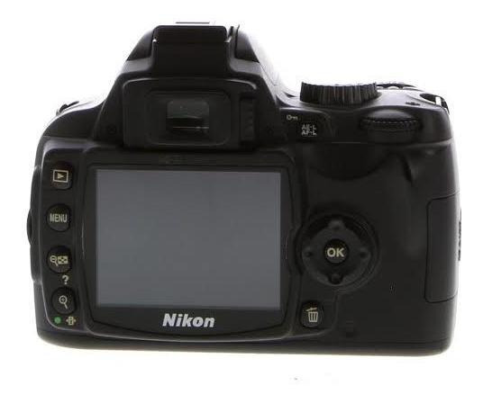 Câmeras Nikon D70s E Nikon 60