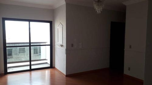 Imagem 1 de 15 de Apartamento Com 2 Dormitórios Para Alugar, 70 M² Por R$ 1.150,00/mês - Taquaral - Campinas/sp - Ap5763