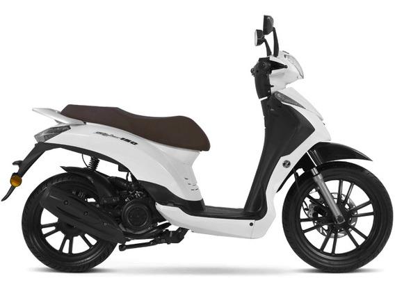 Zanella Styler 150 R16 0km 2019 Blanco 999 Motos Quilmes