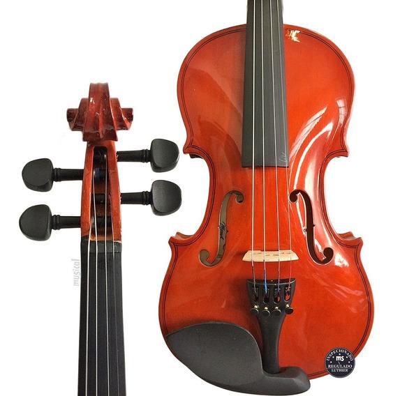 Violino Acústico 1/2 Vivace Mozart Mo12 Promoção!