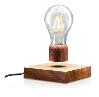 Magnético Levitating Flotante Lámpara De Escritorio Led Bomb