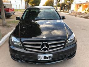 Mercedes-benz Clase C 1.8 C200 Cgi At Blueefficiency 2011