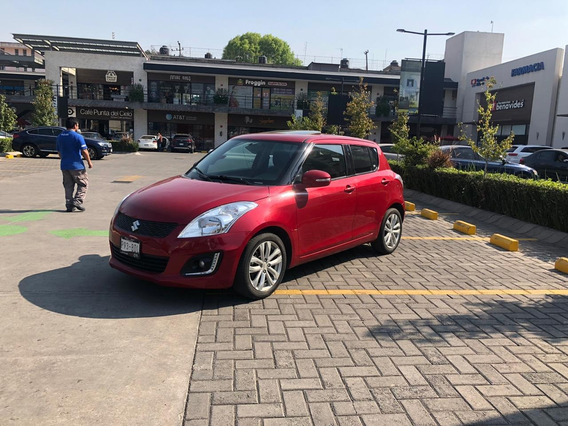 Suzuki Swift 1.4 Glx L4 Man Mt 2015