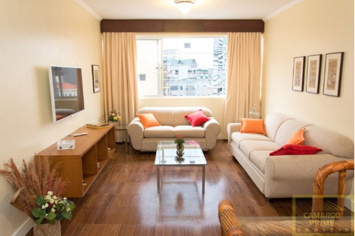 Imagem 1 de 9 de Apartamento Com 3 Dormitórios E 1 Vaga Na Região Do Paraíso. - Eb87183