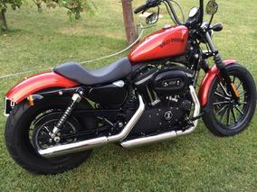 Harley Davinson Iron 883 Unico Dueño!!