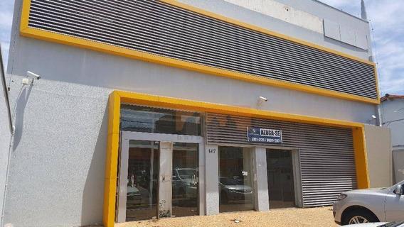 Barracão Comercial Para Locação, Barão Geraldo, Campinas. - Ba0013
