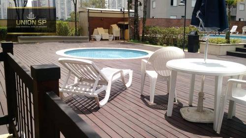 Imagem 1 de 15 de Apartamento Com 2 Dormitórios À Venda, 60 M² Por R$ 380.000,00 - Morumbi - São Paulo/sp - Ap50590