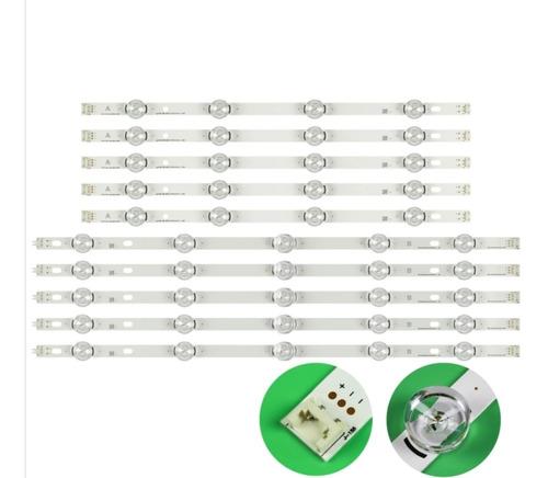 Imagen 1 de 5 de Kit Leds LG  50lb5800 / 50lb5830 Aluminio Nuevo