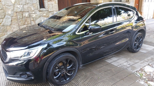 Ds Ds4 2017 1.6 Crossback Thp 163 So Chic