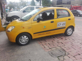 Permuto Taxi Chevrolet Spark 2009