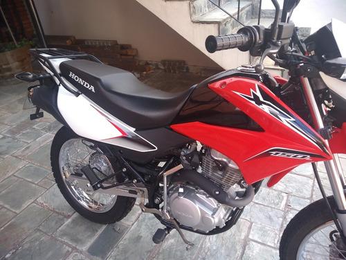 Honda Xr 150l  Excelente Estado.