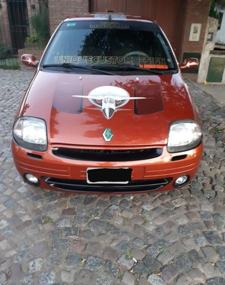 2000 Renault Clio 2 Rn 5p