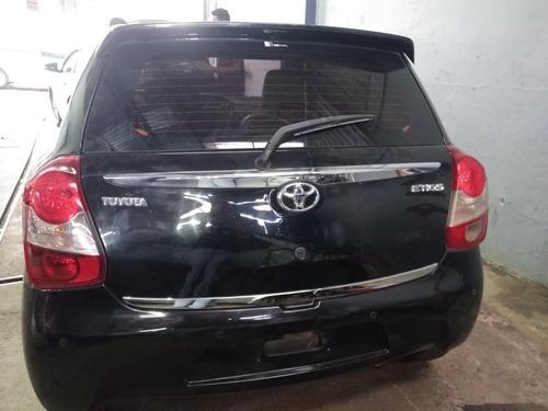 Sucata Toyota Etios Hatch 1.3 16v 5p