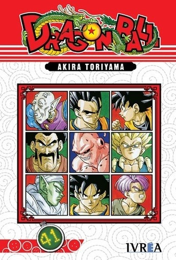 Dragon Ball 41 - Akira Toriyama