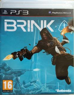 Brink Ps3 Re Fa Bricado En Igamers Fisico