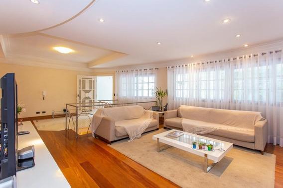 Casa Para Venda Em São Paulo, Morumbi, 4 Dormitórios, 2 Suítes, 5 Banheiros, 7 Vagas - Rab305vca_1-1286494