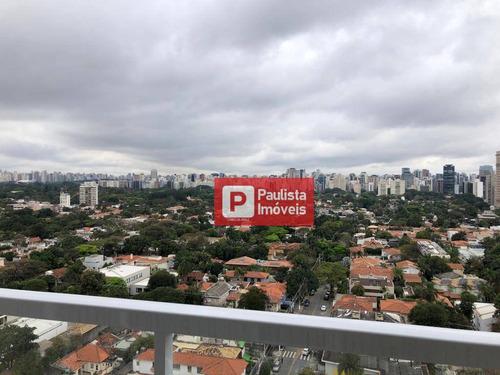 Apartamento Com 2 Dormitórios À Venda, 55 M² - Jardim Paulistano - São Paulo/sp - Ap30297