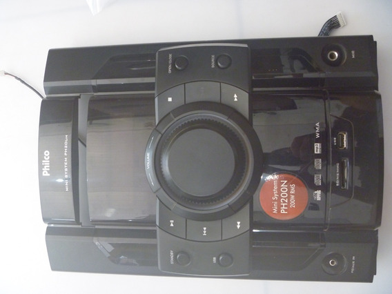 Gabinete Frontal Com Placas Philco Ph200n