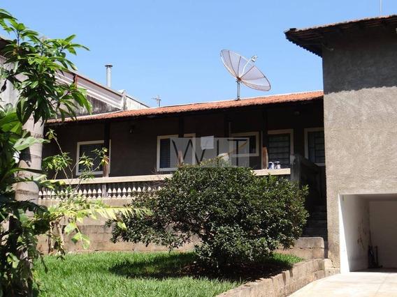Casa Com Área Verde A Venda Em Valinhos - Ca0234