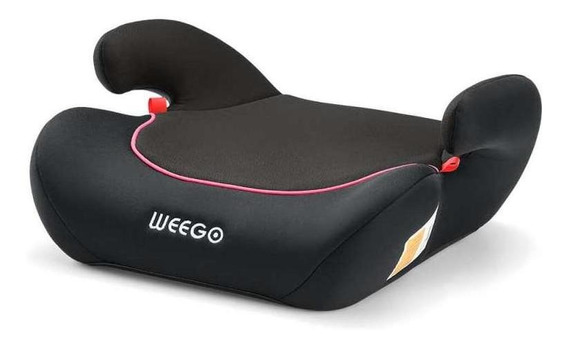Assento Para Auto Turbooster Weego Rosa - 4008