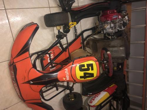 Imagem 1 de 3 de Kart Techspeed 2012