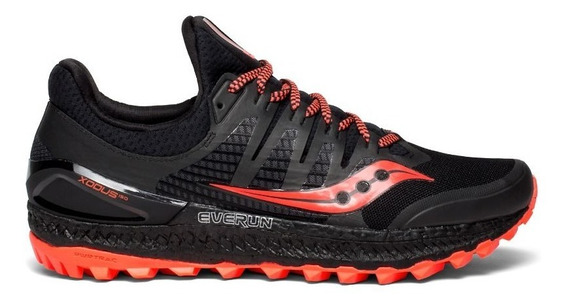 Zapatillas Saucony Xodus Iso 3 Trail Running Palermo Tenis