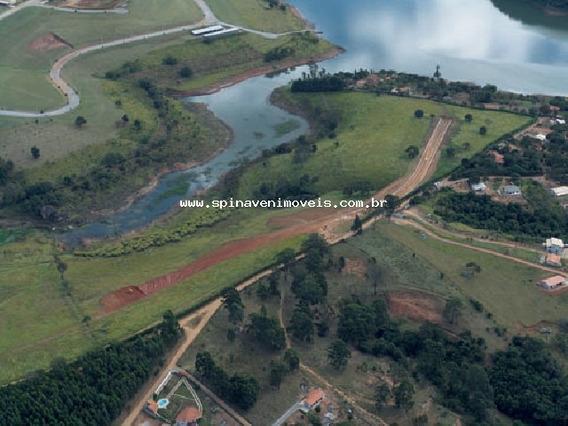 Terreno Em Condomínio Fechado Na Represa - Vargem - Joanópolis - Tc00121 - 1809857
