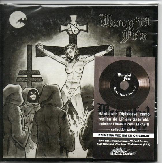 Cd Cd Mercyful Fate Nuns Have No Mercyful Fate