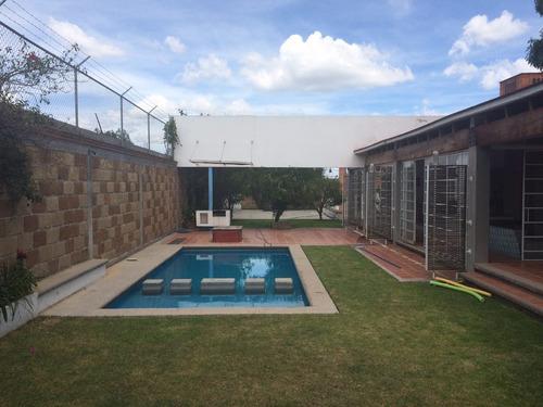 Casas De Fin De Semana En Tequisquiapan (costo Es Por Noche)