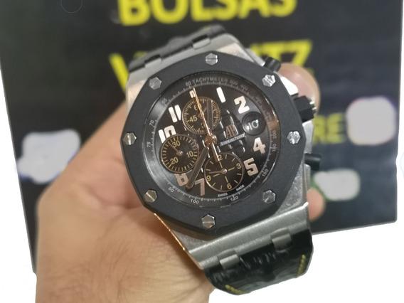 Reloj Audemars Piguet 57 Street Oak Offshore Chronograph Ap