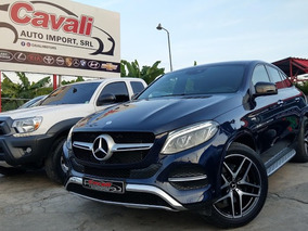 Mercedes Benz Gle 43 Amg Coupe 4matic Biturbo Azul 2017