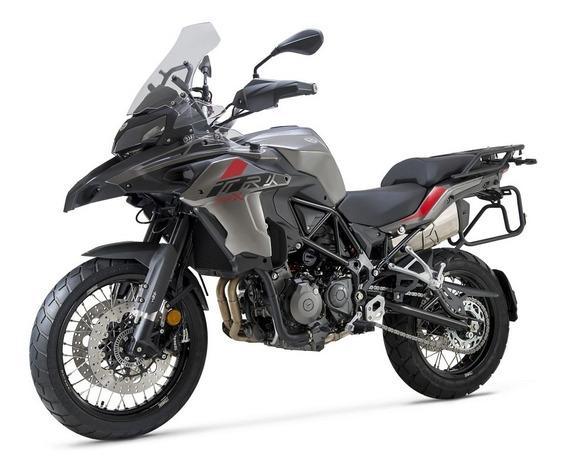 Motocicleta Benelli Trk 502x Negro 12 Meses Sin Intereses