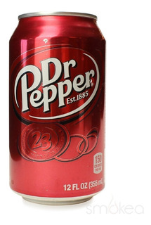Caja Bebida Lata Dr. Pepper 12 Unds - Dokkantienda