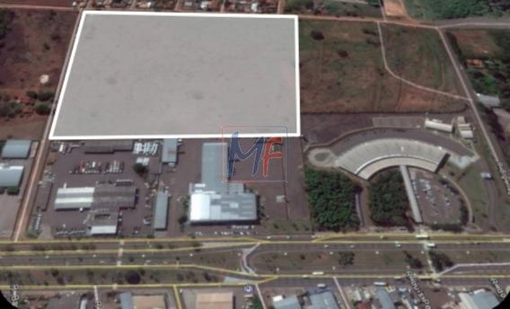 Ref 8789 - Excelente Terreno Com 83.790 M2 Para Venda No Bairro Universitário - Ao Lado Da Nova Rodoviária - Estuda Propostas! - 8789