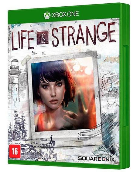 Life Is Strange Xbox One - Mídia Física, Original E Lacrada