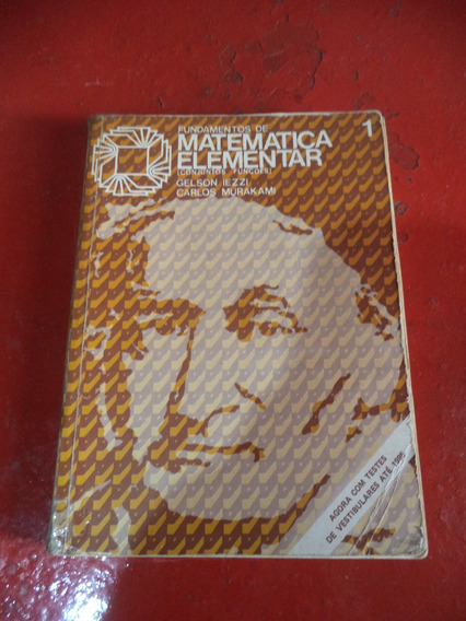 Fundamentos De Matemática Elementar 1 - Iezzi E Murakami