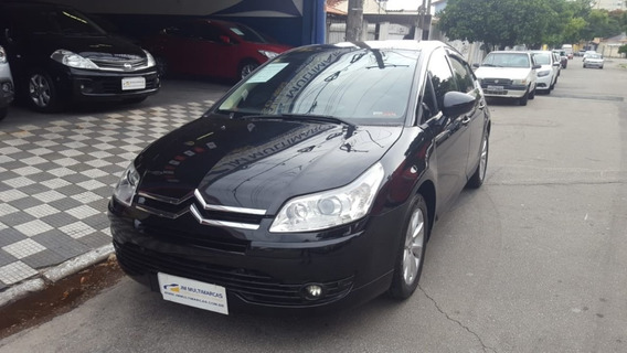 Citroen C4 Exclusive 2.0 16v Flex 2011 Impecável