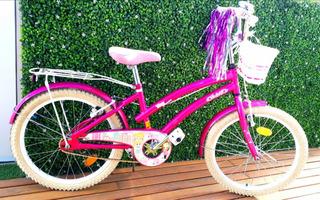 Bicicleta Olmo Nena Rodado 20