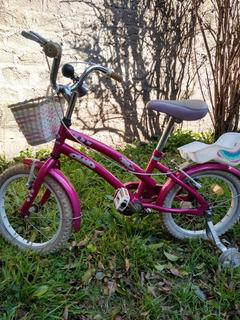 Bicicleta Olmo Nena Impecable