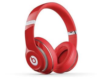 Beats By Dr. Dre Studio Cableados Auriculares Rojos (b0500)