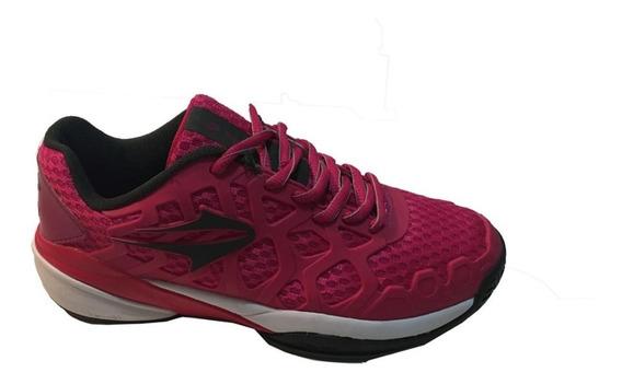 Zapatillas Topper Glow V Mujer Tenis Padel Running