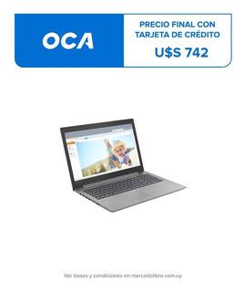 Notebook Lenovo Ideapad 330 15,6 I5 8250u 12gb/1tb Win10