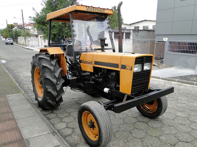 Trator Valmet 78